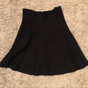 Max Studio Knit Sweater Skirt
